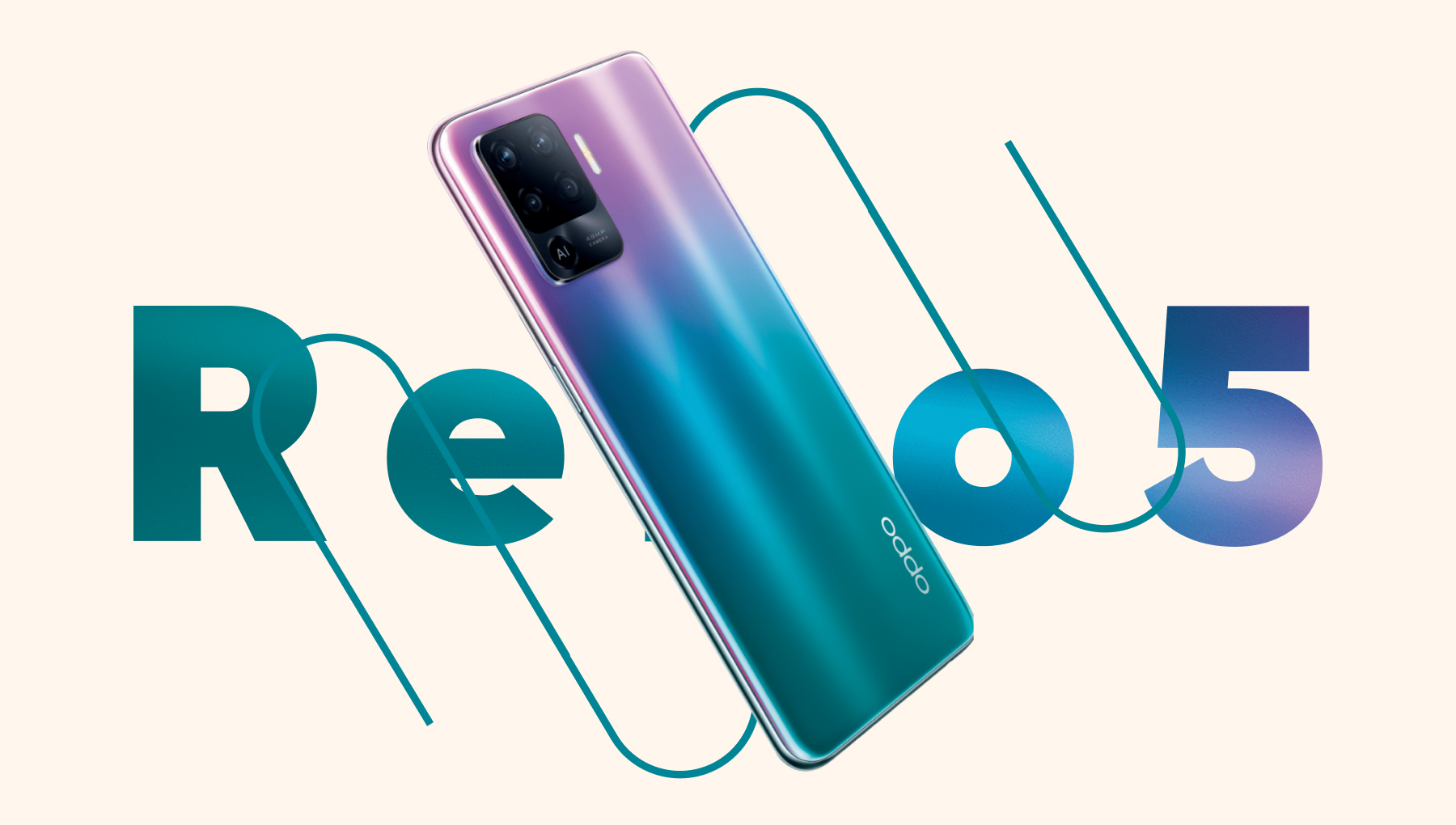 Запуск камерофона будущего — OPPO Reno5 Lite